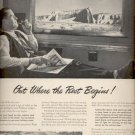 March 3, 1947  Go Pullman - The Pullman Company   ad (#6162)