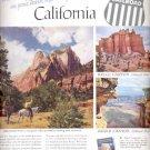 1954 Union Pacific Railroad ad (# 5169)