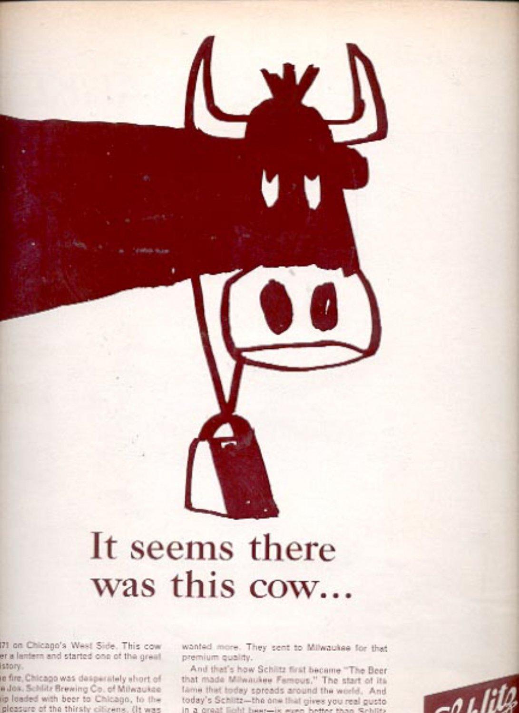 1964 Schlitz Beer  ad (#5430)
