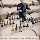 1960 Canadian Club Whisky ad (#5416)