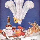 Dec. 1945  Three Feathers Whiskey  ad (# 5146)