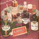 Dec. 1945  Du Bouchett Liquers ad (# 5138)