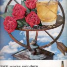 1957  Four Roses Whiskey  ad (# 4957)