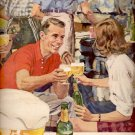 1957   Ballantine Light Ale  ad (# 4917)
