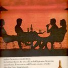 1964   Seagram's Imported V.O. whisky  ad (# 4843)