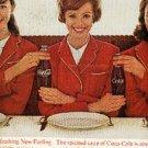 1963 Coca- Cola ad (  # 141)