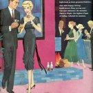 1959   Pepsi-Cola the light refreshment  ad (# 4461)