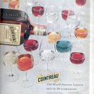 1957  Cointreau The World-Famous Liqueur    ad (# 4796)