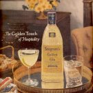 1957  Seagram's Golden Gin ad (# 4786)