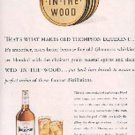 1947  Old Thompson Whiskey ad (# 2744)