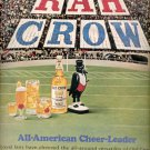 1966 Old Crow Whiskey  ad (# 4479)