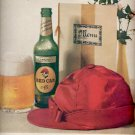 1959   Carling Red Cap Ale  ad (# 4457)