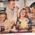 1956  Coca- Cola ad (# 1853)