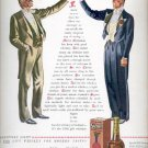 1940    Hiram Walker's Signet Whiskey  ad (# 4395)