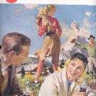1958  Coca- Cola ad (# 1844)