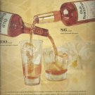 1961  Old Forester bourbon ad (#4042)