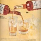 1961 Old Forester great bourbon ad (#4095)