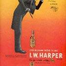 1948  I.W.  Harper The Gold Medal Whiskey ad (# 3204)