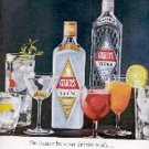 1960  Gilbey's Gin and Vodka ad (# 3208)