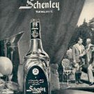 1955 Schenley Reserve Blended Whiskey ad (# 2965)