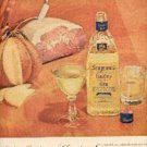 1955 Seagram's Golden Gin ad (# 2981)