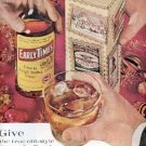 1959  Early Times Kentucky Bourbon Whisky ad (# 2183)