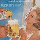 1959 Budweiser ad (  # 2380)