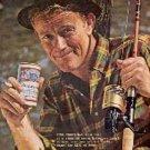 1961 Budweiser ad ( # 2811)