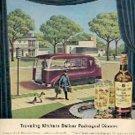 1947  Seagram's V.O. Canadian ad (# 1919)