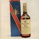 1962  Seagram's VO Canadian Whisky ad (#  1691)