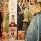 1962  Old Hickory Bourbon ad ( # 1662)