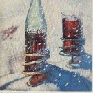 1961 Coca- Cola ad (  # 385)