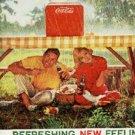 1961 Coca- Cola ad (  # 436)