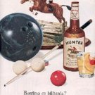 1949  Hunter Whiskey  ad (# 1587)