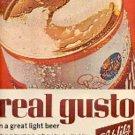 1962   Schlitz Beer ad (   # 1466)