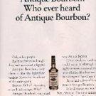 1962 Antique Bourbon ad (   # 3005)