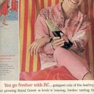 1963  Royal Crown Cola ad (  #  2242)