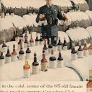 1960  Canadian Club Whisky ad (  # 1624)