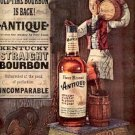 1959 Four Roses  Antique Whiskey ad (   # 2213)