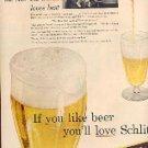 1952  Schlitz Beer ad (   #1900)
