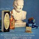 1962  Old Grand-Dad Bourbon ad ( # 2082)