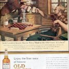 1963 Old Crow whiskey ad (# 2497)