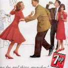 1962 - 7 Up ad (  # 1734)