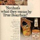 1972  Hiram Walker Ten High Whiskey ad ( #  1535)