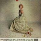 1960  Smirnoff Vodka ad  w/ Eva Gabor (  # 889)