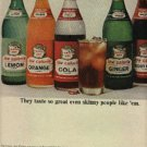 1964 Canada Dry low-calorie drink  ad (#  881)
