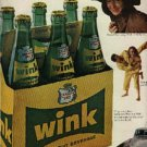 1966   Canada Dry- Wink ad ( #  982)