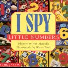 I Spy- Little Numbers- by Marzollo- hb