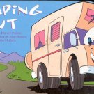 Camping out By Nancy Parent- cardback