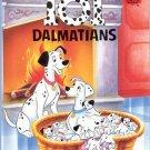 Walt Disney's 101 Dalmatians- Grolier Book Club Edition- hb